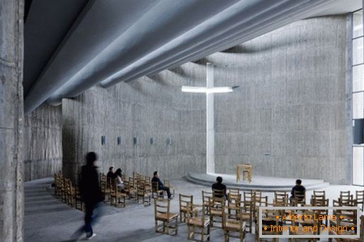 Seed Church w Guangdong, Chiny / firma architektoniczna O Studio Architects