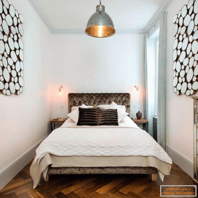 30 Pomysłów Na Wąską Sypialnię Układ Wnętrza