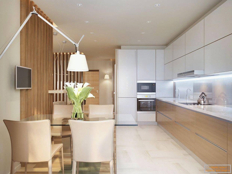 Projekt Kuchni 16 M² 60 Przykładowych Zdjęć Wnętrza