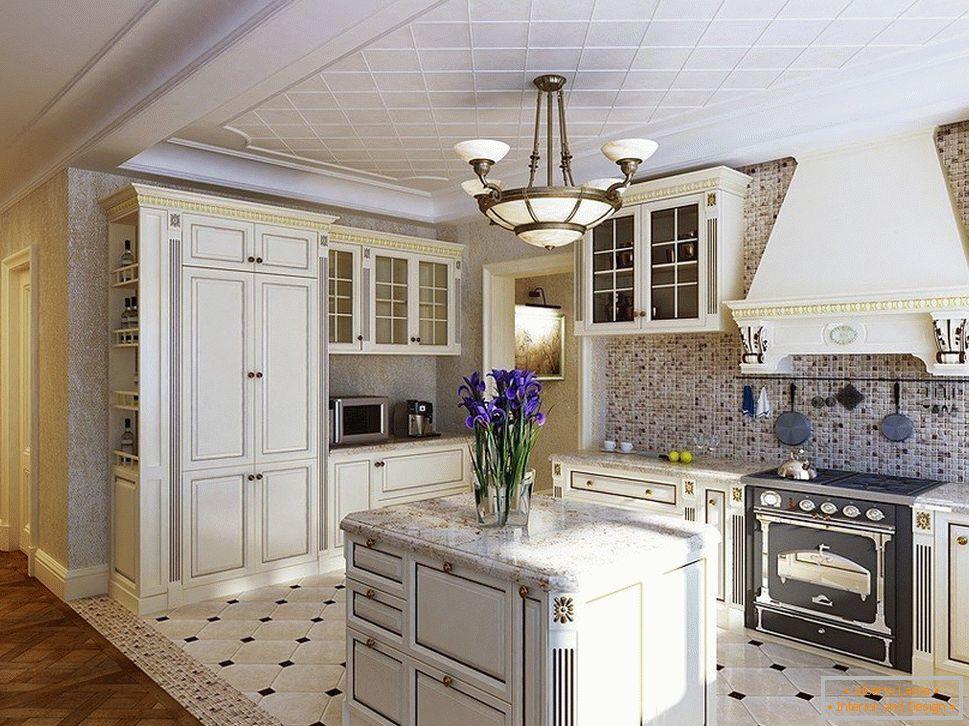Jak Zrobic Projekt Kuchni W Stylu Klasycznym 25 Opcji