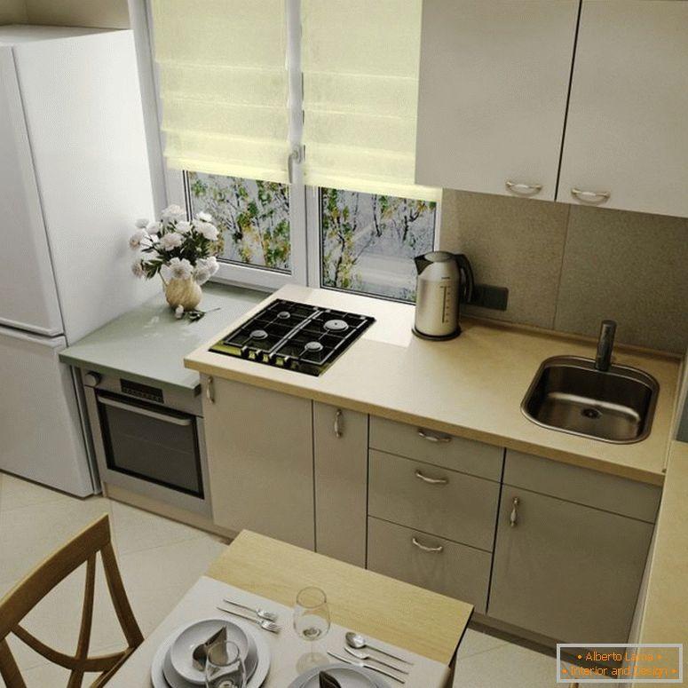 Kuchnia 6 Metrów Kwadratowych M 75 Zdjęć Najlepszych