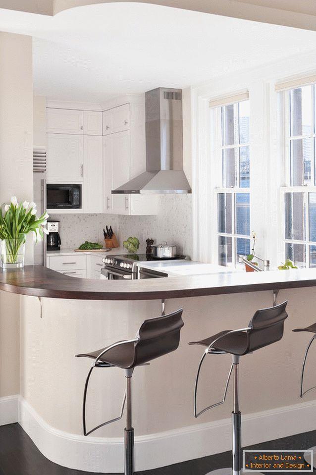 Kuchnia Przy Wejściu Do Mieszkania Projekt Optymalizacji