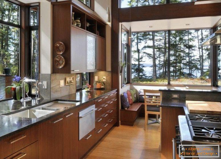Kuchnia Z Oknem 70 Zdjec Niezwyklych Pomyslow Jak Zrobic