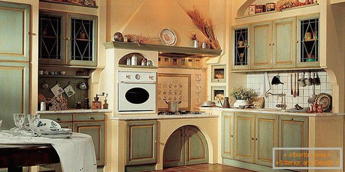 Projekt Kuchni W Stylu Wiejskim 60 Pomyslow Na Projekt