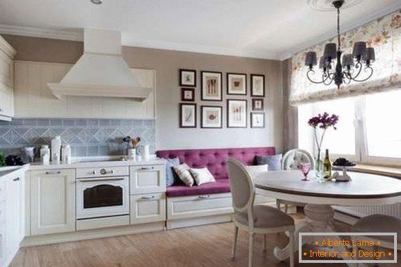 Składana Sofa W Kuchni 40 Zdjęć Pięknych Modeli