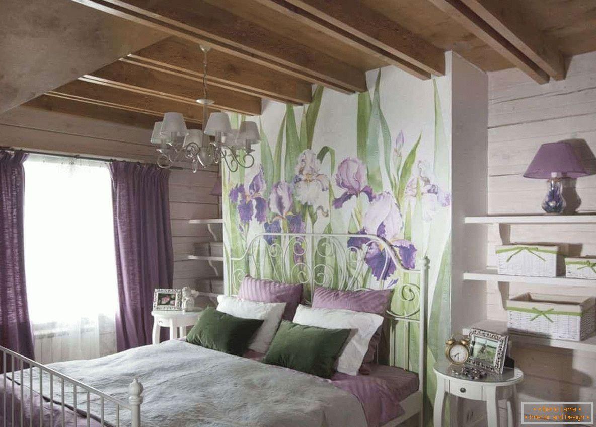 Sypialnia W Stylu Prowansalskim Wybór Pomysłów Na