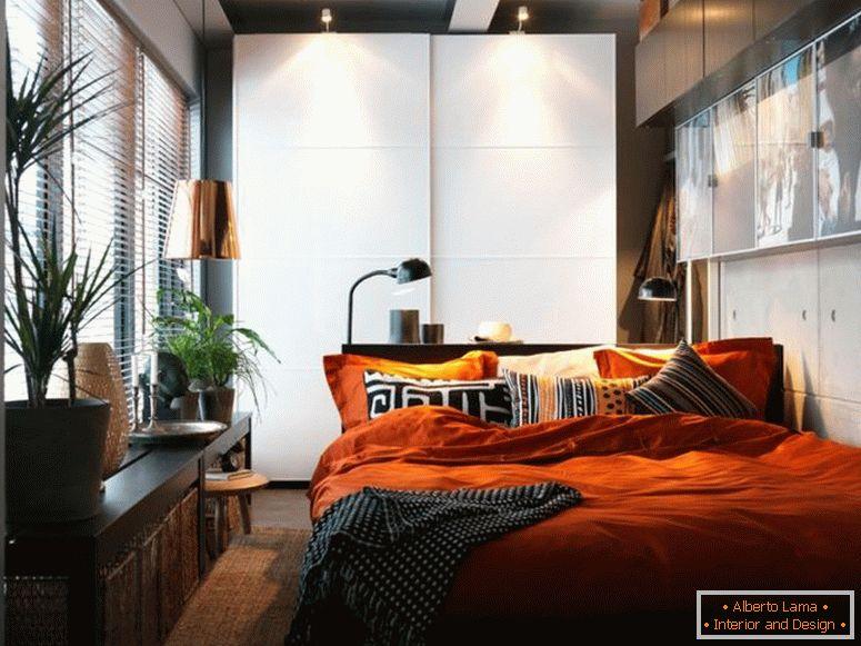 Wąska Sypialnia 57 Zdjęć Pomysłów Jak Zaprojektować